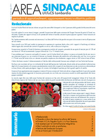 Area Sindacale n. 159 - Luglio 2019
